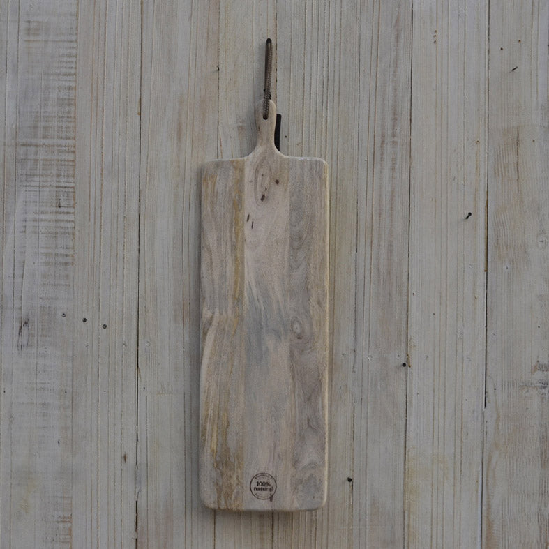 Hanging Rustic Chopping Board Small