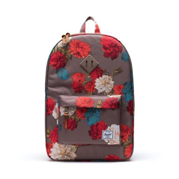 Herschel Supply Co. - Heritage Backpack (Vintage Floral/Pine Bark)