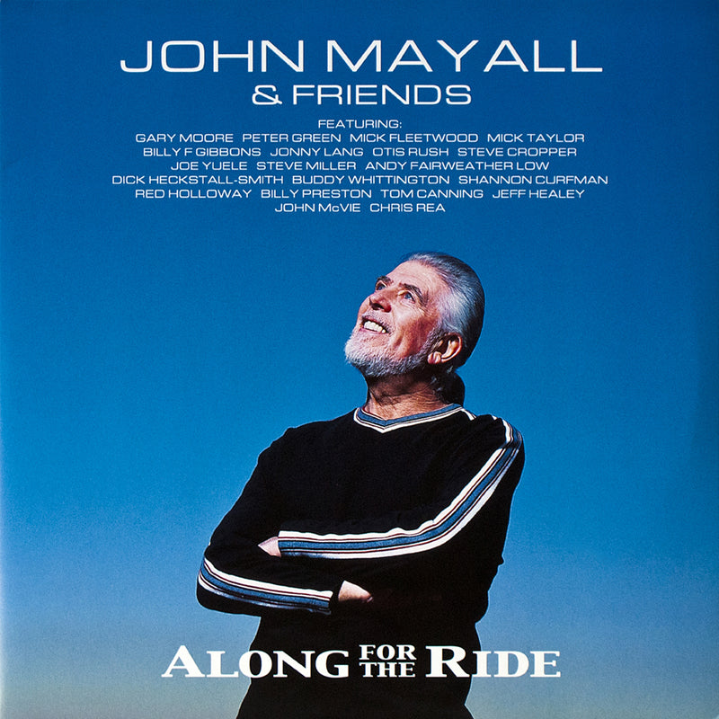 John Mayall & Friends - Along For the Ride (Ltd Numbered 180g 2LP+CD) (New Vinyl)
