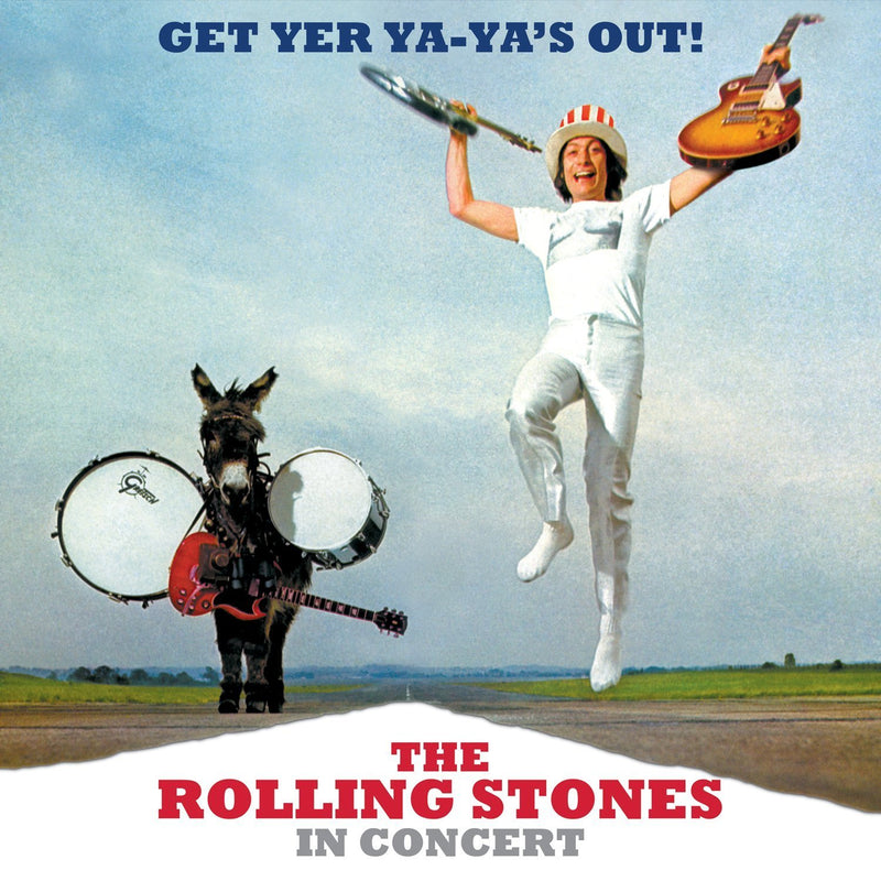 Rolling Stones - Get Yer Ya-Yas Out: Live (New Vinyl)