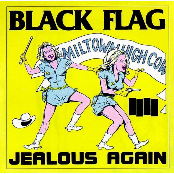 Black Flag - Jealous Again 12 Inch (New Vinyl)