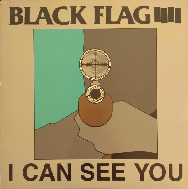 Black Flag - I Can See You (Ep) (New Vinyl)