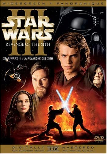 Used DVD - Star Wars - Episode III - Revenge Of The Sith