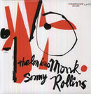 Thelonious Monk/Sonny Rollins - Thelonious Monk And Sonny Roll (New Vinyl)