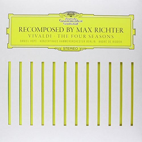 Max Richter - Vers 2: Recomposed By Max Rich (New Vinyl)