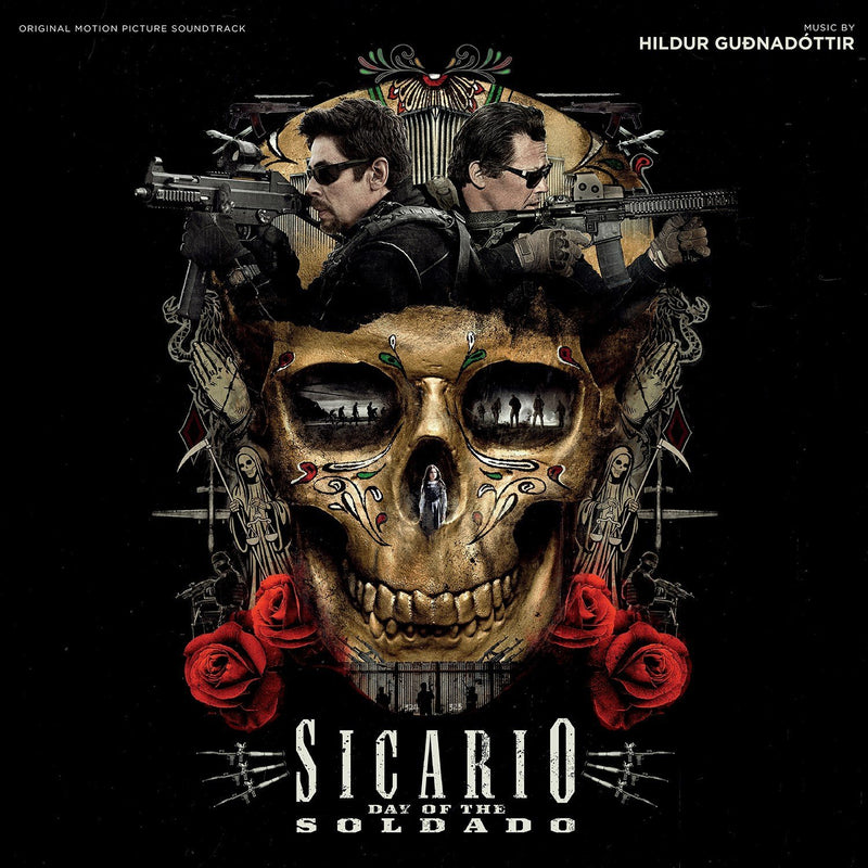 Hildur Gudnadottir - Sicario: Day Of The Soldado (New Vinyl)