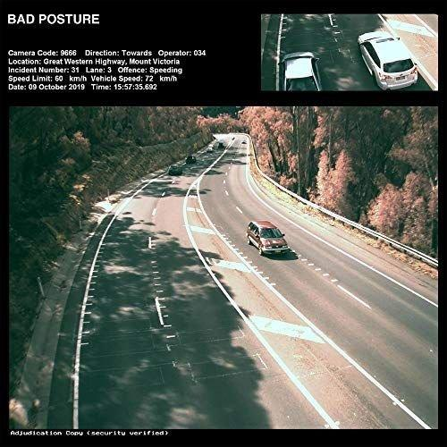 Shady Nasty - Bad Posture (New Vinyl)