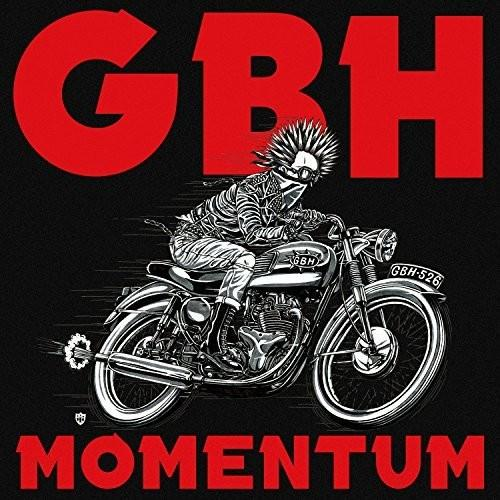 G.B.H - Momentum (Colour Vinyl) (New Vinyl)