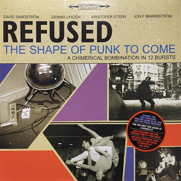 Refused - Shape Of Punk To Come (New Vinyl)