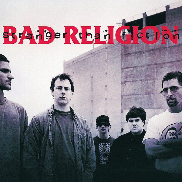 Bad Religion - Stranger Than Fiction (New Vinyl)