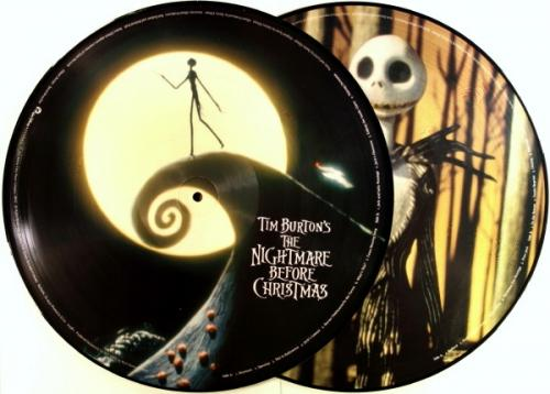 Various - Nightmare Before Christmas (Pd (New Vinyl)
