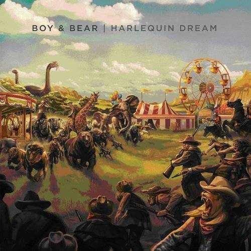 Boy & Bear - Harlequin Dream (New Vinyl)