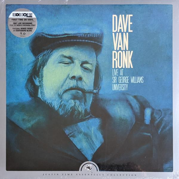 Dave Van Ronk - Live Sir George Williams Unive (New Vinyl)