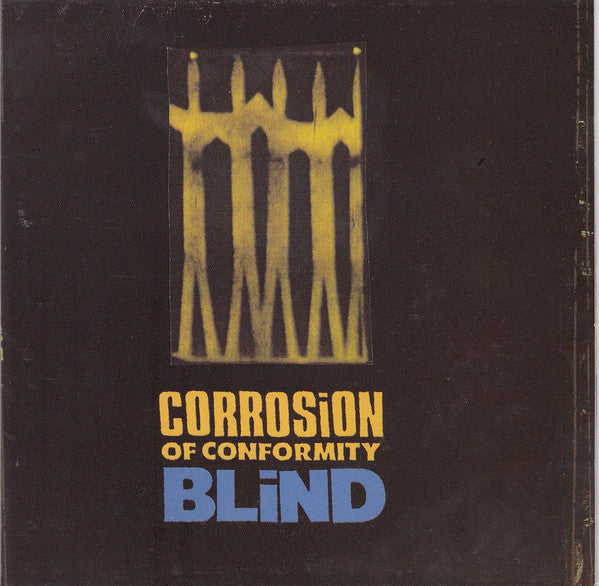 Used CD - Corrosion Of Conformity  - Blind