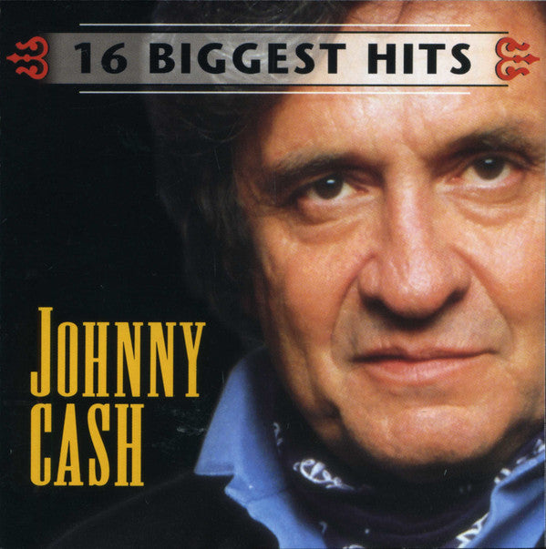 Used CD - Johnny Cash - 16 Biggest Hits
