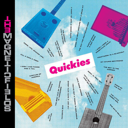 Magnetic Fields - Quickies (7 In. Box Set)
