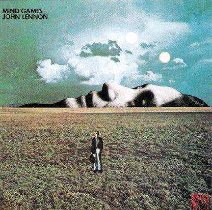 Used CD -  John Lennon ‎– Mind Games
