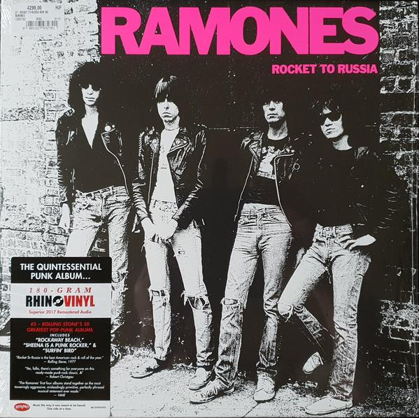 Ramones - Rocket To Russia (Rm/180g) (New Vinyl)
