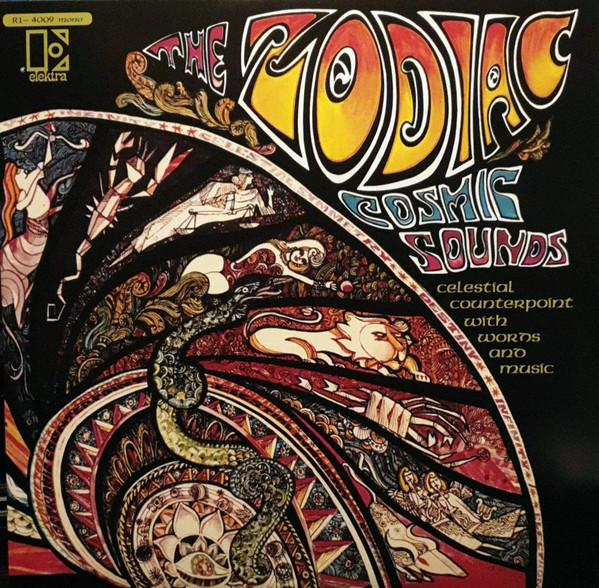 Zodiac - Cosmic Sounds (New Vinyl)