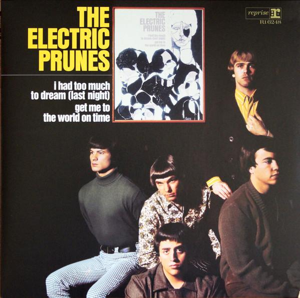 Electric Prunes - Electric Prunes (50th Ann.) (New Vinyl)