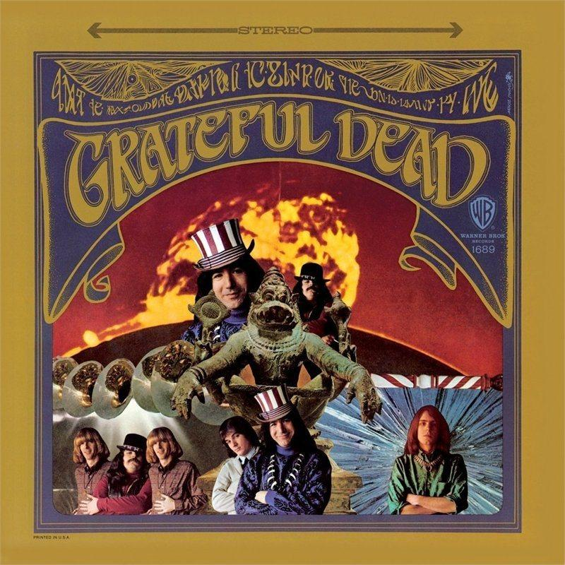 Grateful Dead - Grateful Dead (50th Ann./Picture Disc) (New Vinyl)