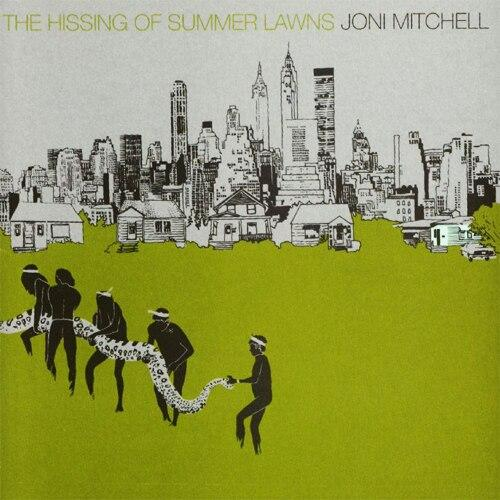 Joni Mitchell - Hissing Of Summer Lawns (New Vinyl)