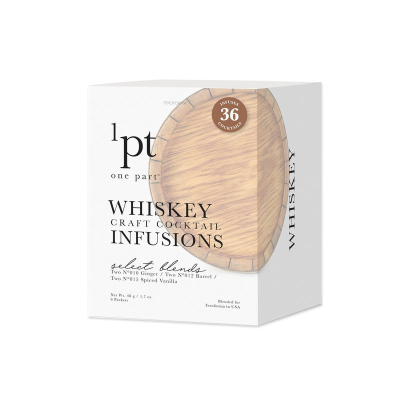 1pt Whiskey Craft Cocktail Infusions