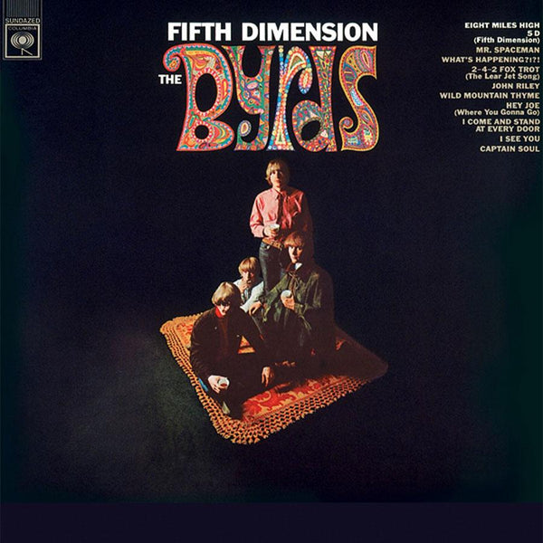 Byrds - Fifth Dimension (Mono) (New Vinyl)
