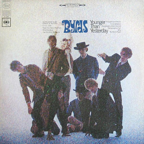 Byrds - Younger Than Yesterday (Mono) (New Vinyl)