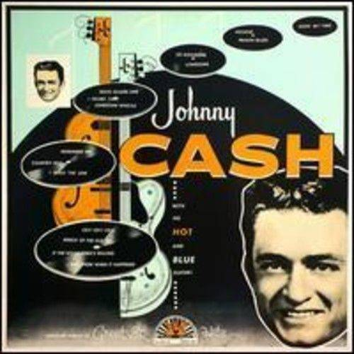 Johnny Cash - Hot Blue Guitar (New Vinyl)