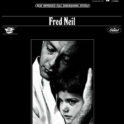 Fred Neil - Fred Neil (Clear) (New Vinyl)