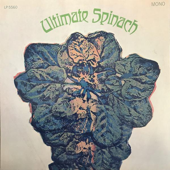 Ultimate Spinach - Ultimate Spinach (Colour) (New Vinyl)