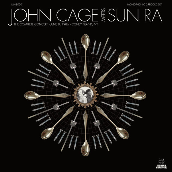 John Cage Meets Sun Ra - Complete Performance (New Vinyl)