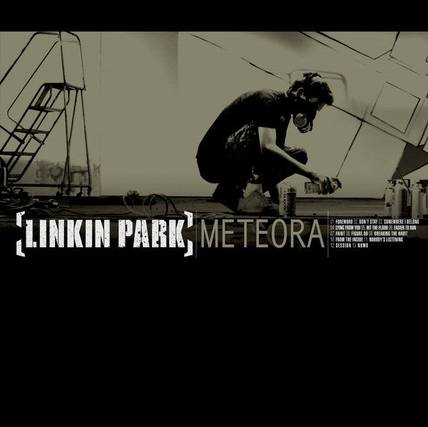 Used CD - Linkin Park - Meteora