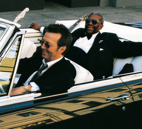 Eric Clapton w/ B.B. King - Riding With The King (20th Anniversary Reissue) (New CD)