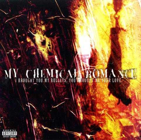 My Chemical Romance - I Brought You My Bullets You B (New Vinyl)