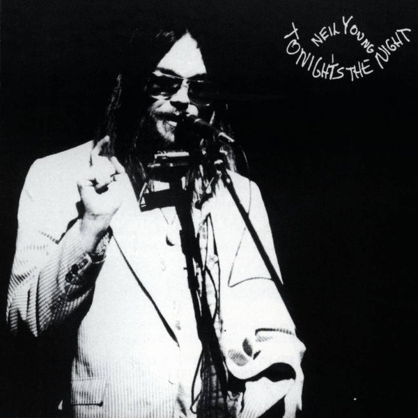Neil Young - Tonights The Night (New Vinyl)