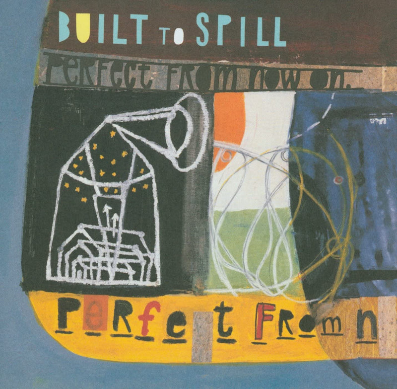 Built To Spill - Perfect From Now (New Vinyl)