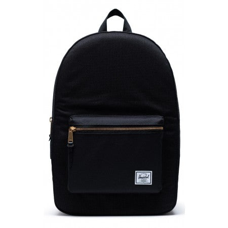 Herschel Supply Co. - Settlement Backpack (Dark Grid/Black)