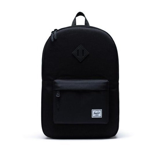 Herschel Supply Co. - Heritage Backpack (Dark Grid/Black)