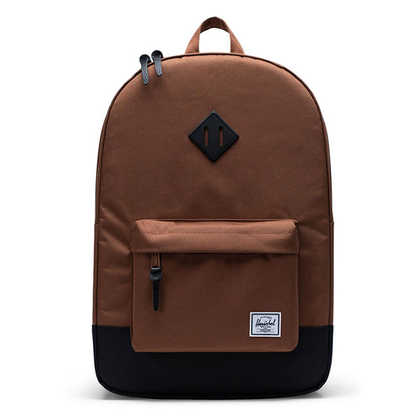 Herschel Supply Co. - Heritage Backpack (Saddle Brown/Black)