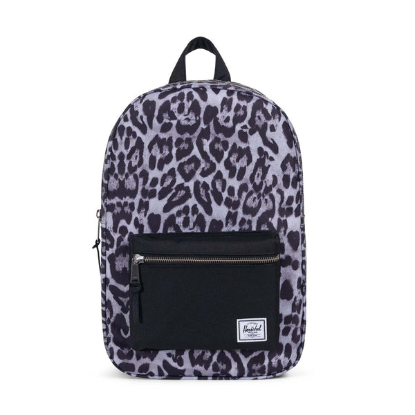 Herschel Supply Co. - Settlement Backpack Mid-Size (Leopard/Black)