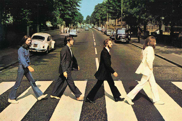 "Beatles - Abbey Road (POSTER) 24"" x 36"""