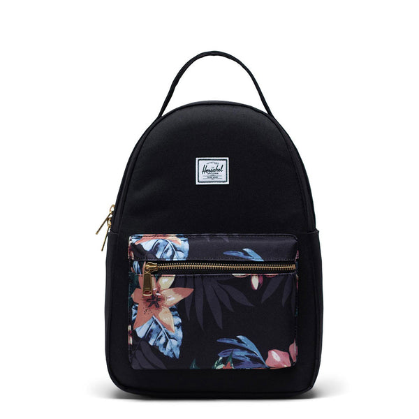 Herschel Supply Co. - Nova Backpack Small (Summer Floral/Black)