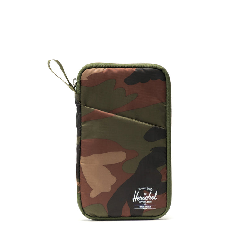 Herschel Supply Co. - Travel Wallet (Woodland Camo)