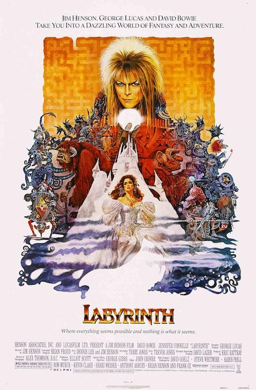 "Labyrinth - Movie (POSTER) 24"" x 36"""