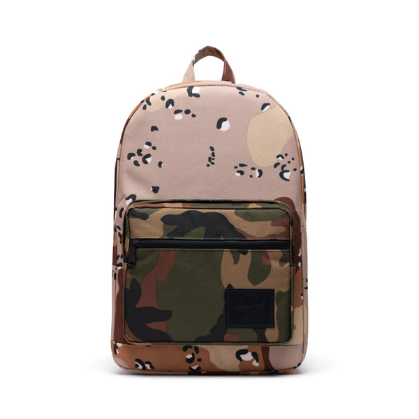 Herschel Supply Co. - Pop Quiz Backpack (Desert Camo/Woodland Camo)
