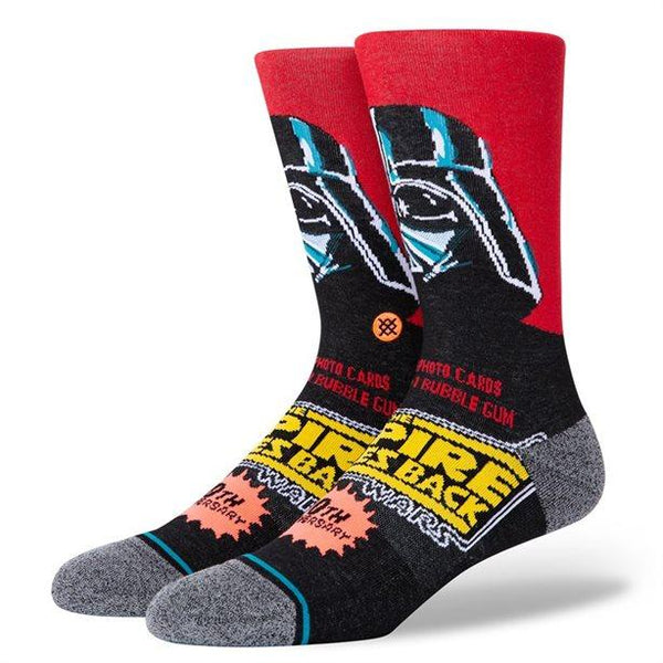 STANCE Socks - Star Wars - Vader 40Th Anniversary (Size L)