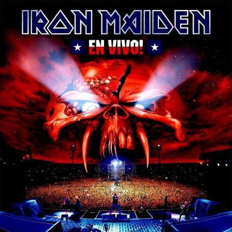Iron Maiden - En Vivo (180g) (New Vinyl)