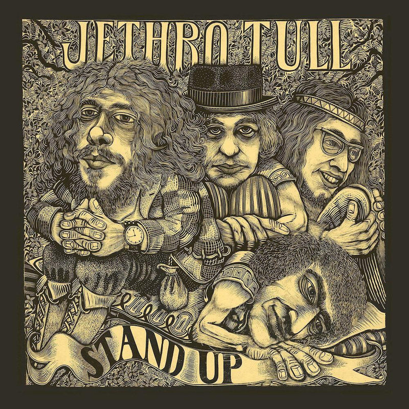 Jethro Tull - Stand Up (180g) (New Vinyl)